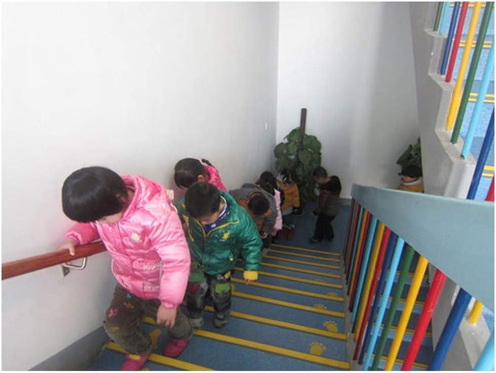 Ruban Adh/ésif Antid/érapant-Nez de Marche Autocollante Bande Descalier pour Escaliers Int/érieurs et Ext/érieurs,S/écurit/é des Enfants Size : 1M des Personnes /Âg/ées et des Animaux de Compagnie Gris