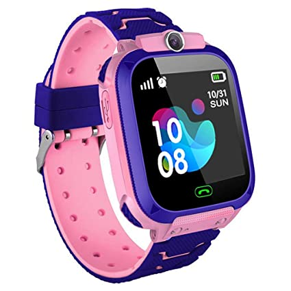 HHJEKLL Pulsera Inteligente Smart Watch para niños ...