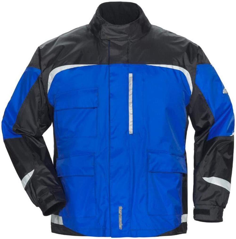 Tourmaster Sentinel 2.0 Rain Jacket XXX-LARGE HI-VIZ YELLOW//BLACK
