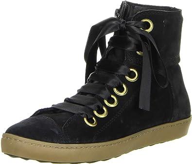 6f1d75687a52 ONLINE SHOES Damen Sneaker schwarz  Amazon.de  Schuhe   Handtaschen
