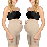 Narcissus Maternity Shapewear for Dresses Soft Seamless Pregnancy Underwear