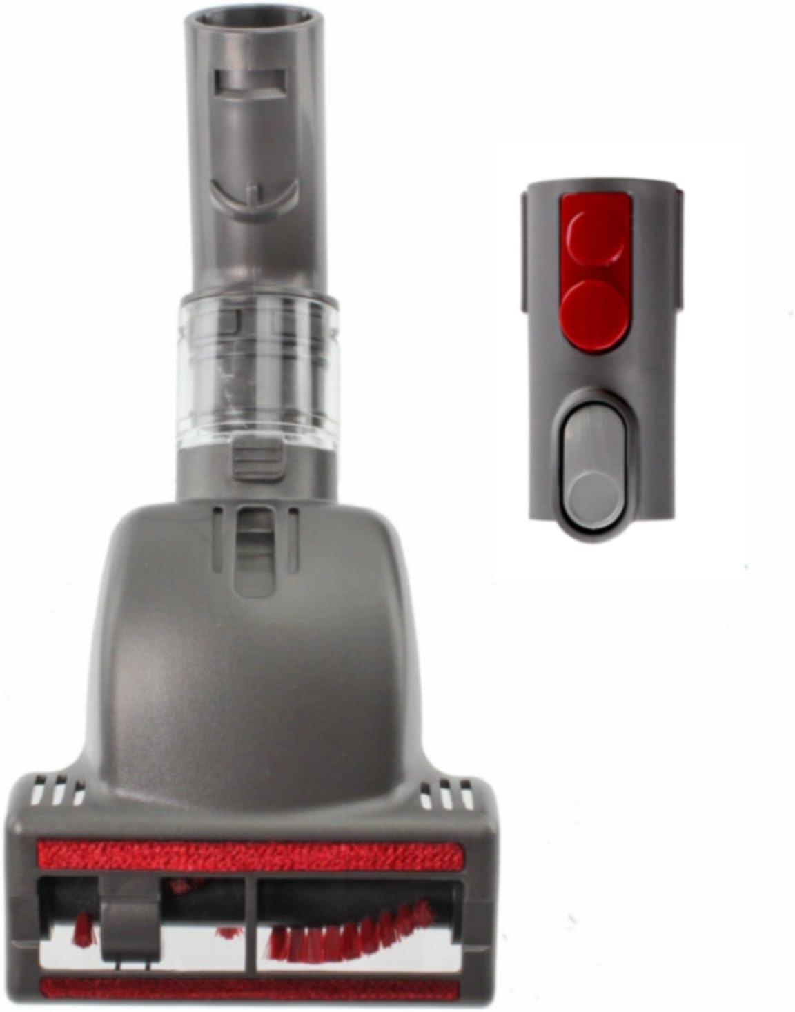 Spares2go Mini Turbo turbina cepillo + Kit de adaptador para Dyson ...