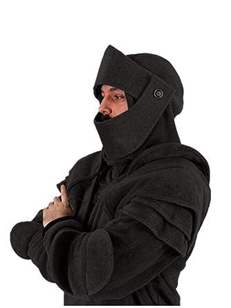 Herren Langarm Pullover Mann Junge warme Parka Trenchcoat Mode Retro Maske Elbow Button Mit Kapuze Sweatshirt Tops Bluse Moon
