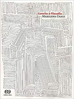 o livro convite a filosofia marilena chaui