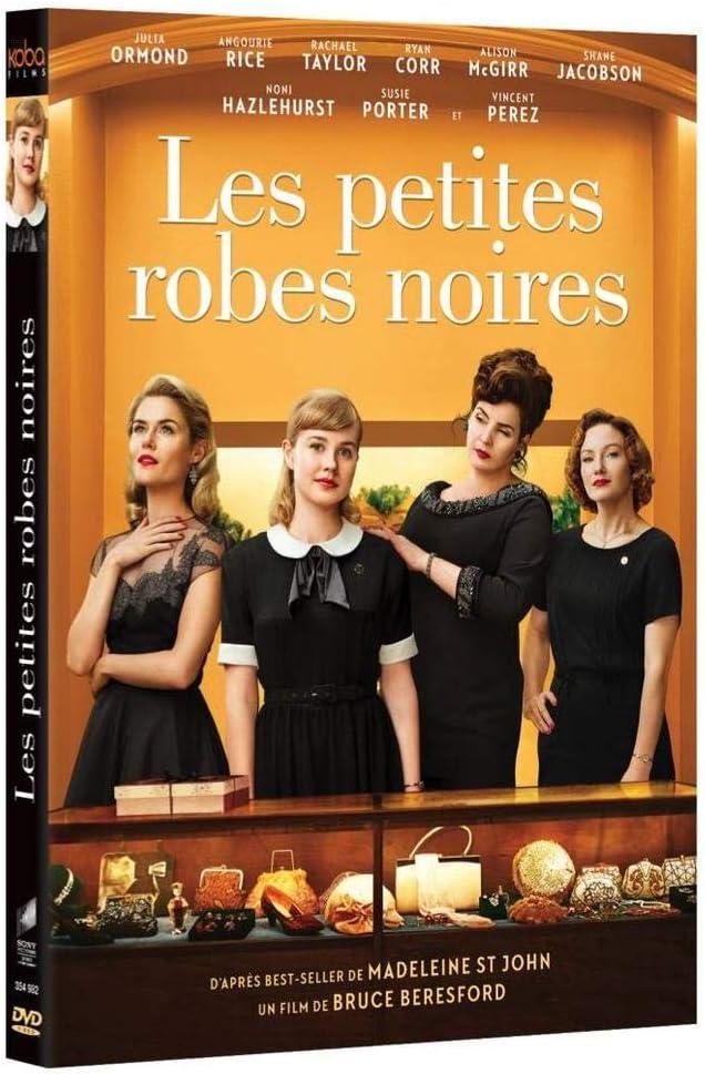 Amazon Co Jp Les Petites Robes Noires Dvd Öルーレイ