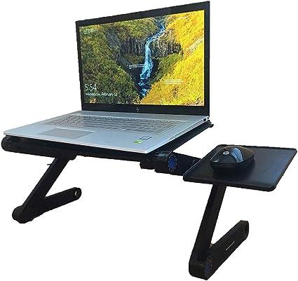 Soporte de mesa para computadora portátil Elevador ajustable ...