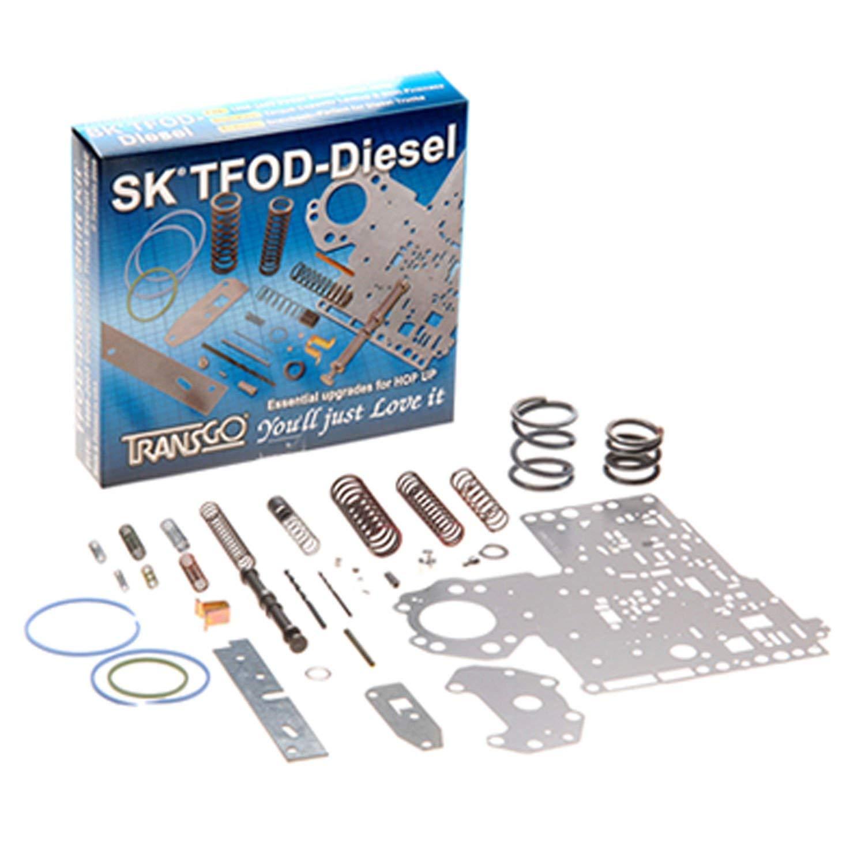 Transgo SK TFOD-DIESEL Shift Kit - A500, A518, A618, 46RE, 46RH, 47RE, 47RH 1988-2003
