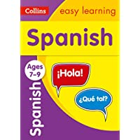 Spanish Ages 7-9: Ideal for Home Learning