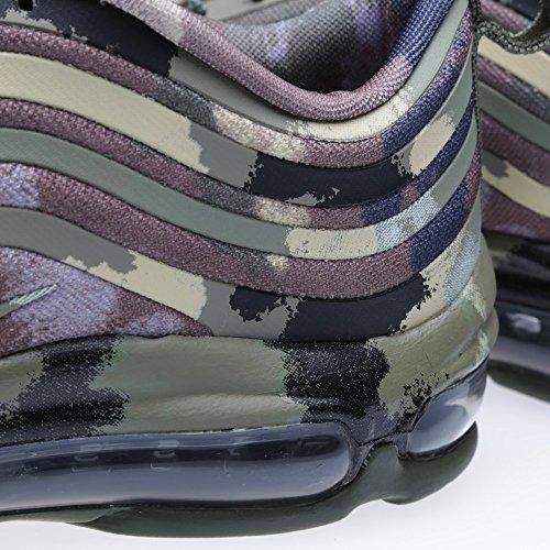 Nike Air Max 97 Camo Dark Khaki / Golden Tussah Camo Trainer Size 8 UK