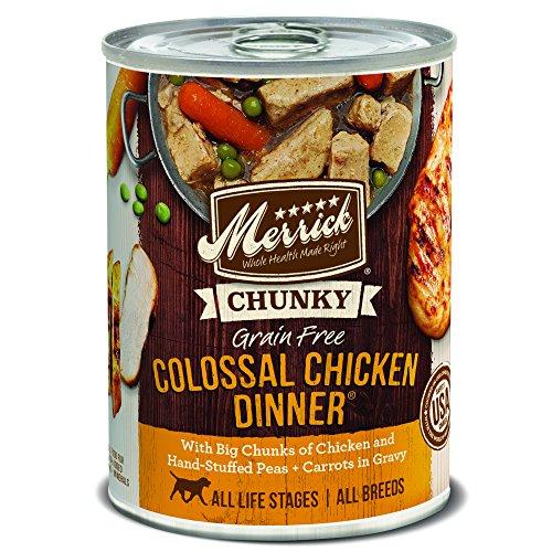 Merrick 12 Count Chunky Colossal Chicken Dinner