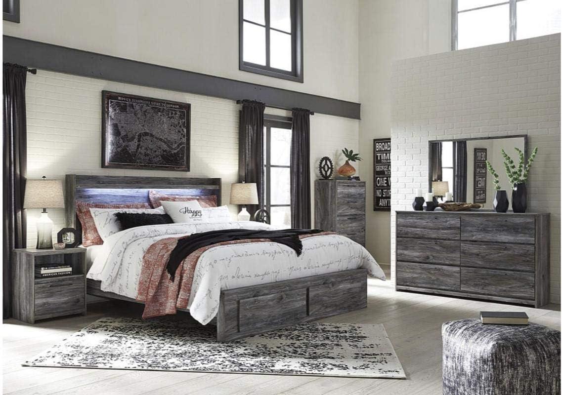 Amazon Com Amazing Buys Baystorm Bedroom Set By Ashley Furniture