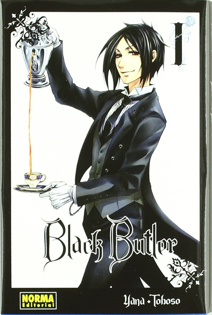 Black Butler 1 (Spanish Edition) pdf