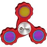 Waitiee Hand spinner ハンドスピナー 指スピナー スピン ウィジェット フォーカス おもちゃ ギフト ADHD 子供 大人に適用 Hand Fidget Spinner Focus Toy ステンレス鋼