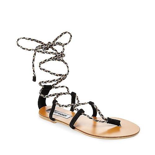 f3d79001d50 Amazon.com   Steve Madden Women's Werkit Flat Sandal   Flats