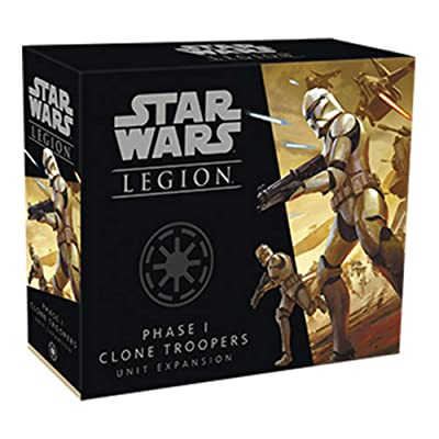 Star Wars Legion: Phase I Clone Troopersunit Expansion: Toys & Games
