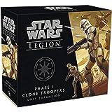 Fantasy Flight Games FFGSWL47 Star Wars Legion - Phase I Clone Troppers Unit Expansion Board Game