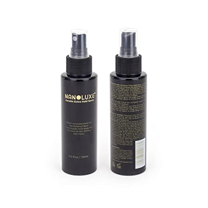 nanoluxe queratina Cable de sujeción Spray 120 ml