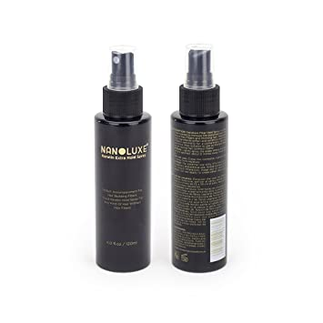 Nanoluxe Keratin Hold Spray