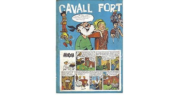 Cavall Fort numero 047: jan i Trencapins de Peyo: Amazon.es: Varios: Libros