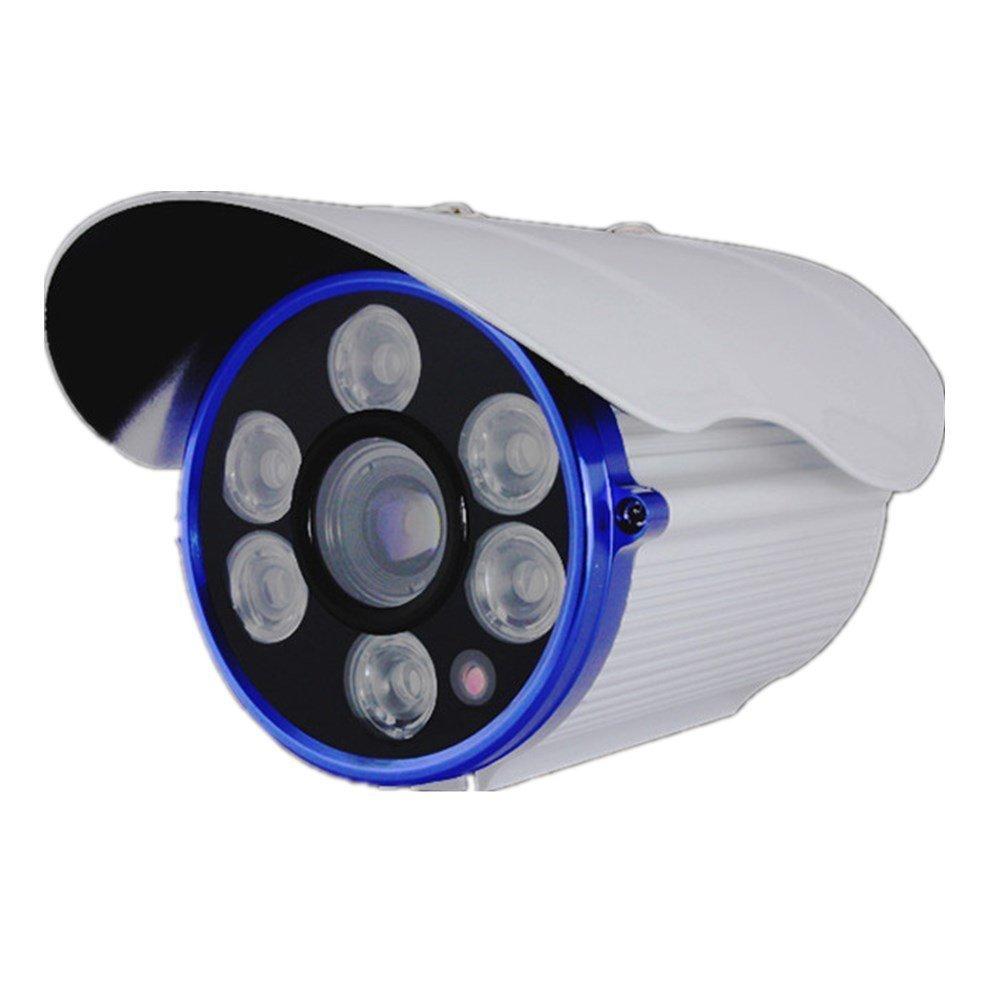 ElitePB 1200TVL CCTV 防犯カメラ NTSC形式 屋外防水 高精細赤外線距離100メートル(ホワイト) B01GDXUZNY