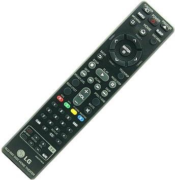 Mando Distancia Original LG AKB73775819 Home Cinema, DVD, Blue-Ray: Amazon.es: Electrónica