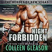 Night Forbidden: The Heroes of New Vegas, Book 5 | Colleen Gleason