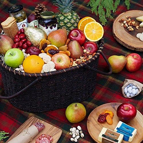 Season's Bounty Gourmet Fruit Basket - The Fruit Company (Harry And David Organic)