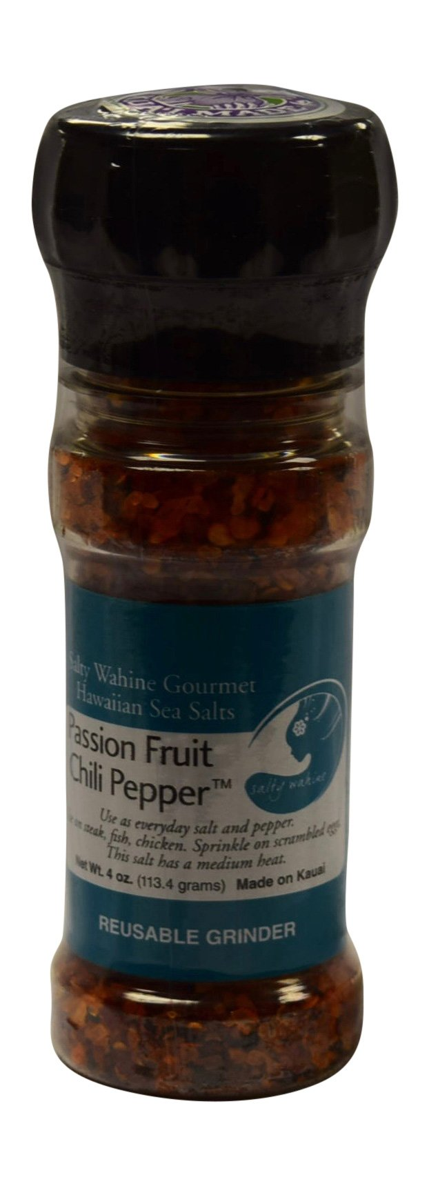 Salty Wahine Passion Fruit Chili Pepper