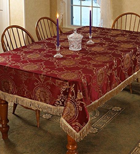 Elegant Tablecloth - 7