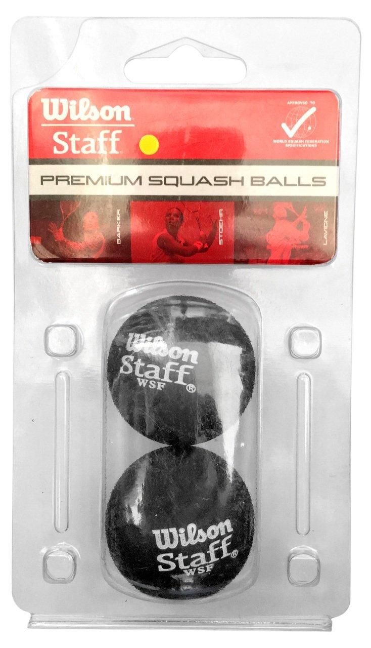 Wilson Ball Squash Balls (2 pcs) red t6192 red