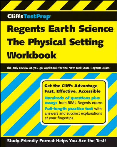 CliffsTestPrep Regents Earth Science: The Physical Setting Workbook