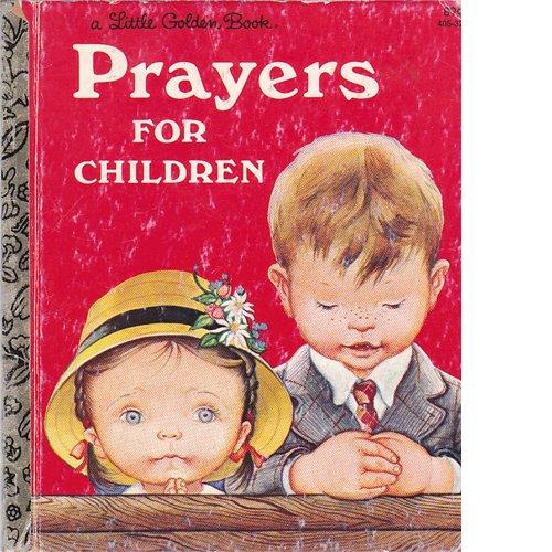 Prayers for Children (A Little Golden Book) 1981