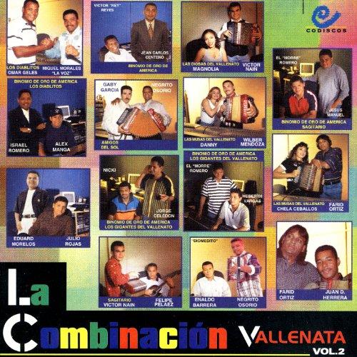 ... La Combinacion Vallenata, Vol. 2