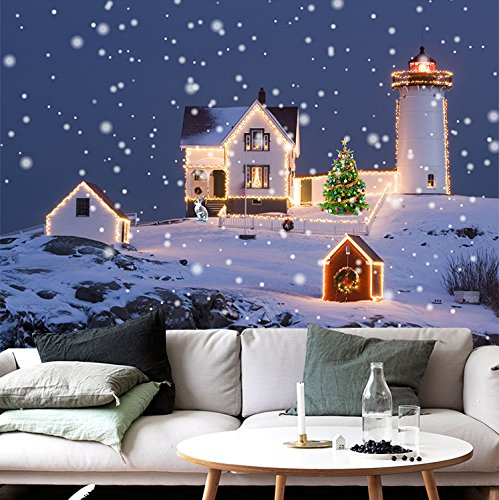 3D Christmas Lapland Landscape 64 Wall Paper Wall Print Decal Wall Deco  Indoor wall Murals Removable Wall Mural | Self-adhesive Large Wallpaper ,  AJ