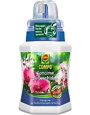 CONCIME LIQUIDO PER ORCHIDEE COMPO IN CONFEZIONE DA 250 ML