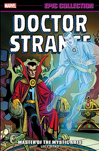 Doctor Strange Epic Collection: Master of the Mystic Arts