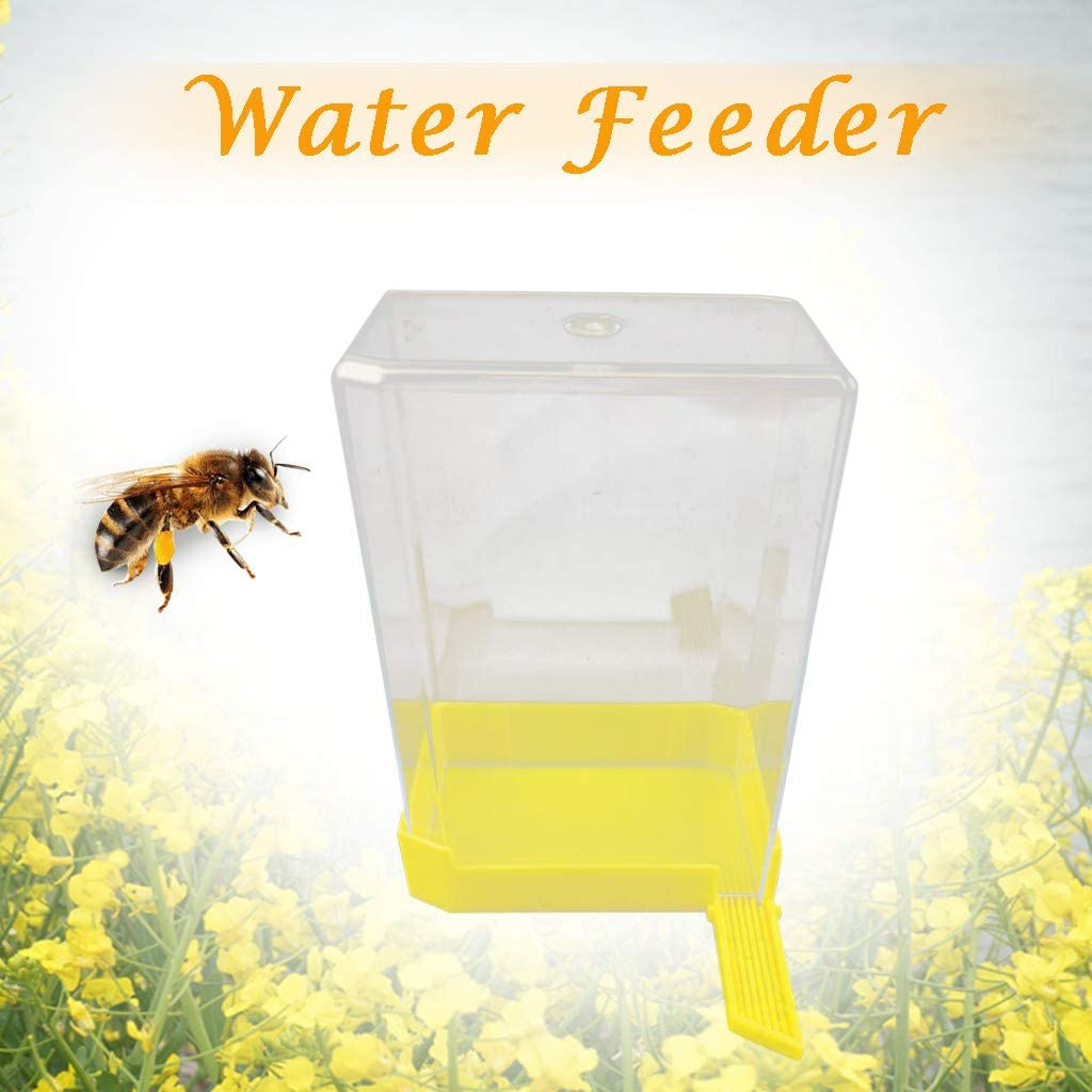 Easy Clean Durable Rapid Water Beekeeping Tool Container Honey Bee Feeder