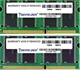 256MB (2X128MB) Memory RAM for Acer TravelMate 740LVF Laptop Memory Upgrade - Limited from Seifelden