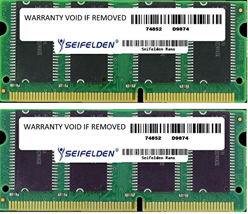512MB (2X256MB) Memory RAM for Fujitsu Celsius Mobile-A Laptop Memory Upgrade - Limited Lifetime Warranty from Seifelden