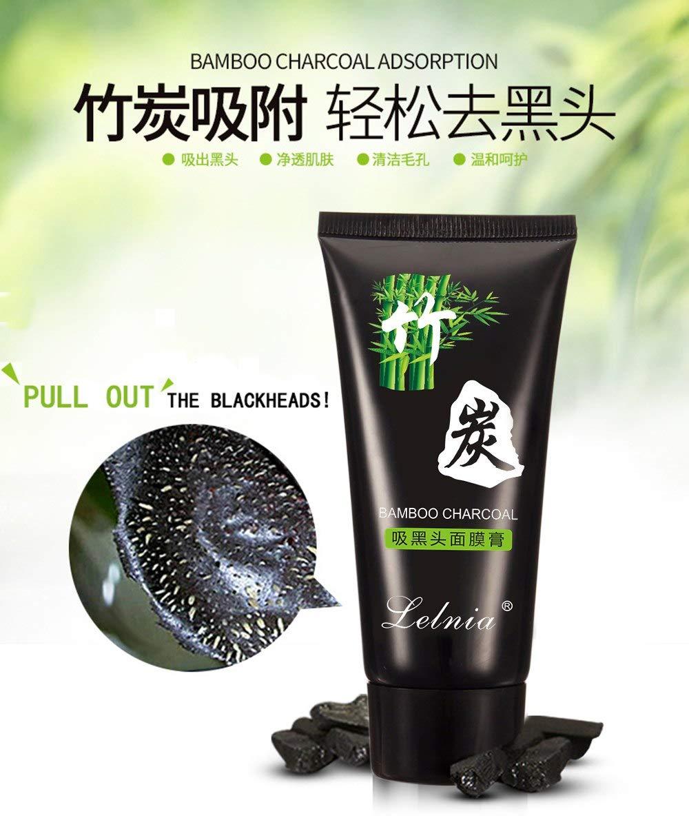 KINWAT Black Head Remover Nose Pore Strip Black Peeling Face massageAcne Treatment Nose Blackhead Deep Cleansing