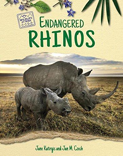 Download Endangered Rhinos (Wildlife at Risk) pdf epub