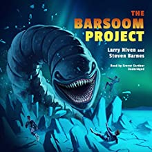 The Barsoom Project: Dream Park, Book 2 Audiobook by Larry Niven, Steven Barnes Narrated by Grover Gardner