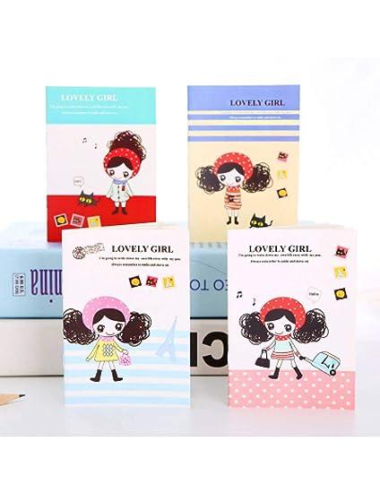 MPLG Cuaderno Escolar Cuaderno De Notas Agenda De Agenda ...