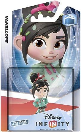 Disney Infinity - Figura Vanellope (Rompe Ralph): Amazon.es ...