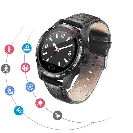 ILYO Fitness Tracker, IP67 Impermeable Reloj Inteligente con ...