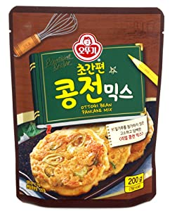 Convenient Pancake Mix. Korean Food (Bean Pancake Mix)