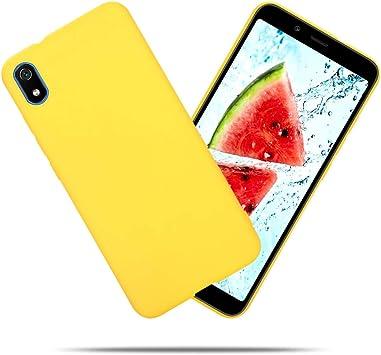 CoverLC Funda para Xiaomi Redmi 7A,Carcasa Cover en Silicona,Case ...