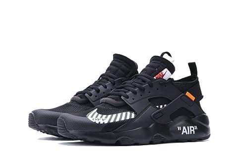 scarpe donna nike huarache nere