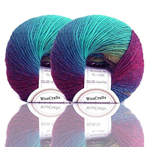 Wool Yarn - 2