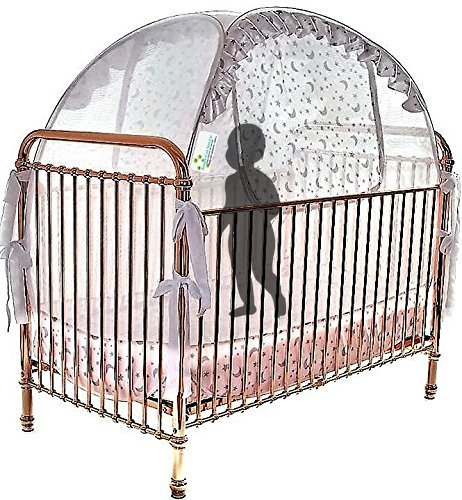 Baby Crib Safety Net Tent